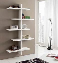 mensole moderne per soggiorno libreria mensole a parete lucida moderna design salotto