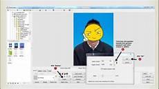 Cara Cara Membuat Gambar Passport Sendiri