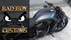 Harley Davidson Rod Quot Unique Quot By Bad Boy Customs
