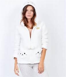 veste zipp 233 e pour femme cocooning etam mode