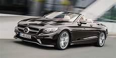 2018 mercedes s class coupe cabriolet revealed here