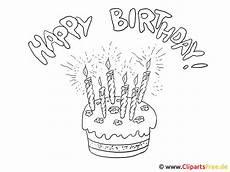 Ausmalbilder Geburtstag Gratis Ausmalbild Zum Geburtstag