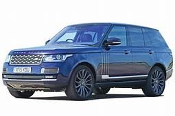Range Rover SUV Interior Dashboard & Satnav  Carbuyer