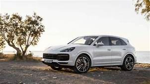 Porsches Cayenne Turbo SUV To Launch In India June