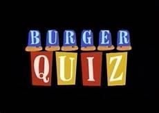 Burger Quiz Emissions Tv Toutelatele
