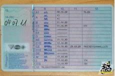 Führerschein Klasse 2 - das datum meines f 252 hrerscheinerwerbs irritiert mich