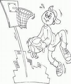 Lustige Ausmalbilder Sport Ausmalbilder Basketball Ausdrucken Ausmalbilder