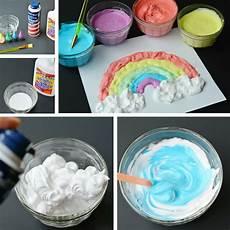peinture mousse à raser de la peinture durcissante en 3d berceau magique le mag