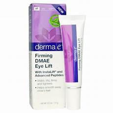 derma e firming dmae eye lift 1 2 oz 14 g глаза