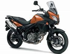 2012 Suzuki V Strom 650 Abs Top Speed