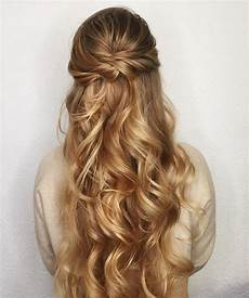 11 gorgeous and half up half hairstyles