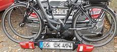 geschwindigkeit mit fahrradträger e bike test darauf sollte vor dem kauf achten ratgeber