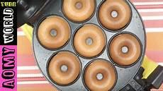 Soft Mini Donut Recipe