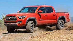 2020 Toyota Tacoma Diesel Changes And Redesign  2021