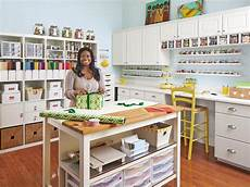 craft and sewing room storage and organization sewing