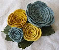 filzblumen selber machen filzblumen selber machen kreative bastelideen aus filz