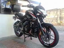 Used Kawasaki Rouser 200NS  2015 For Sale