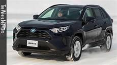 2019 toyota rav4 hybrid x japan