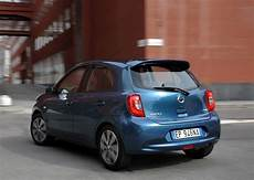2014 nissan micra in motion