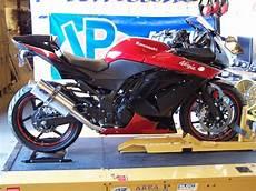 Modifikasi 4 Tak by 20 Modifikasi Motor Kawasaki 4 Tak Keren Abis