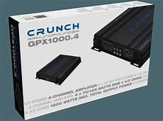 crunch gpx 1000 4 bedienungsanleitung crunch gpx 1000 4 bedienungsanleitung