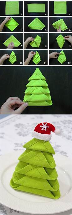 Tree Napkin Folding Pictures Photos And Images