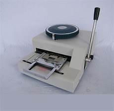 metal sheet embossing machine embossing machine for dog tags steel embossing machine in printers