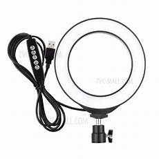 Puluz Pu411f Inches 6500k Rgbw Color by Puluz 4 7 12cm Dimmable 8 Color Rgbw Led Circular
