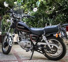 Suzuki Gn 250 E Photos Informations Articles Bikes