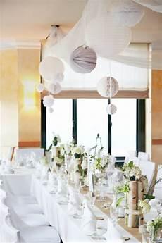 Elegante Dekoration Tischdekoration Schlicht Hochzeit
