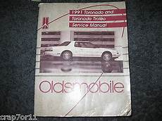 motor repair manual 1992 oldsmobile toronado electronic throttle control 1991 oldsmobile toronado toronado trofeo gm factory repair service manual set ebay