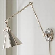cone pivot shade double joint wall l shades of light