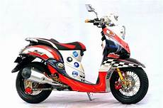 Modifikasi Motor Fino by Foto Modifikasi Motor Yamaha Mio Fino Terbaru Simple Acre