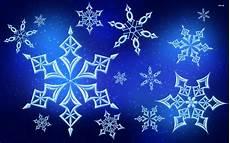 Snowflake Desktop Background