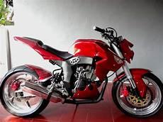 Modifikasi Revo 2007 by Modifikasi Motor Honda Tiger Revo 2007 Dengan