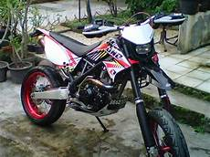 Motor Klx Modifikasi by 93 Foto Modifikasi Motor Klx Teamodifikasi