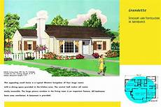 1950s ranch house plans 1950s house plans for popular ranch homes