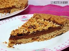 crema al cioccolato per crostata senza latte crostata al cioccolato e mandorle senza burro latte uova