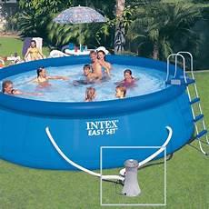 produit piscine hors sol piscine hors sol autoportante gonflable easy set intex