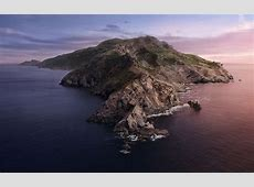macOS Catalina Official Wallpaper (High resolution) : osx