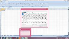 how to add tick symbol in excel youtube