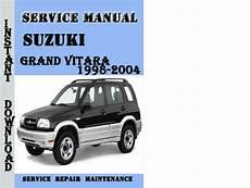 car service manuals pdf 2002 suzuki vitara electronic toll collection suzuki grand vitara 1998 2004 service repair manual pdf download