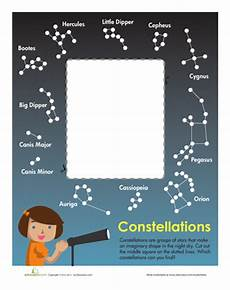 constellation of cygnus worksheet constellation chart cc cycle 2 science science