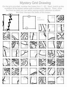 mystery grid drawing worksheets at paintingvalley com explore collection of mystery grid