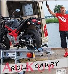 motorradträger wohnmobil 200 kg motorradtr 228 ger f 252 r wohnmobil oder kastenwagen aukup kfz