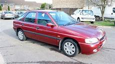 motor auto repair manual 1998 ford escort electronic throttle control 1998 ford escort 1 8 lx mk6 79000 miles no mot easy fix in yateley hshire gumtree