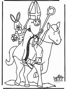 Kostenlose Malvorlagen Nikolaus Sankt Nikolaus 25 Ausmalbilder Sankt Nikolaus