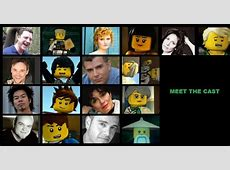 lego ninjago tv show voice actors