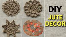Jute Home Decor Ideas by How To Make A Diy Jute Decor At Home Easy Crafts