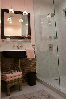 Bathroom Ideas Pink And Grey by Pink And Gray Bathroom Design Ideas